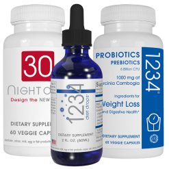 1234 diet drops, 30 night, probiotics 1234