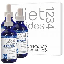1234 diet drops extreme 3 pack